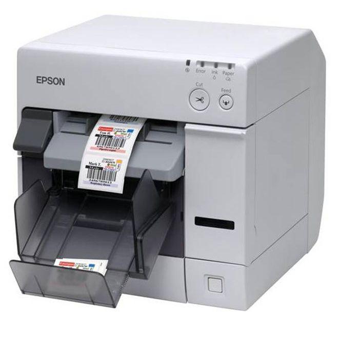 Epson ColorWorks C3500 Printer